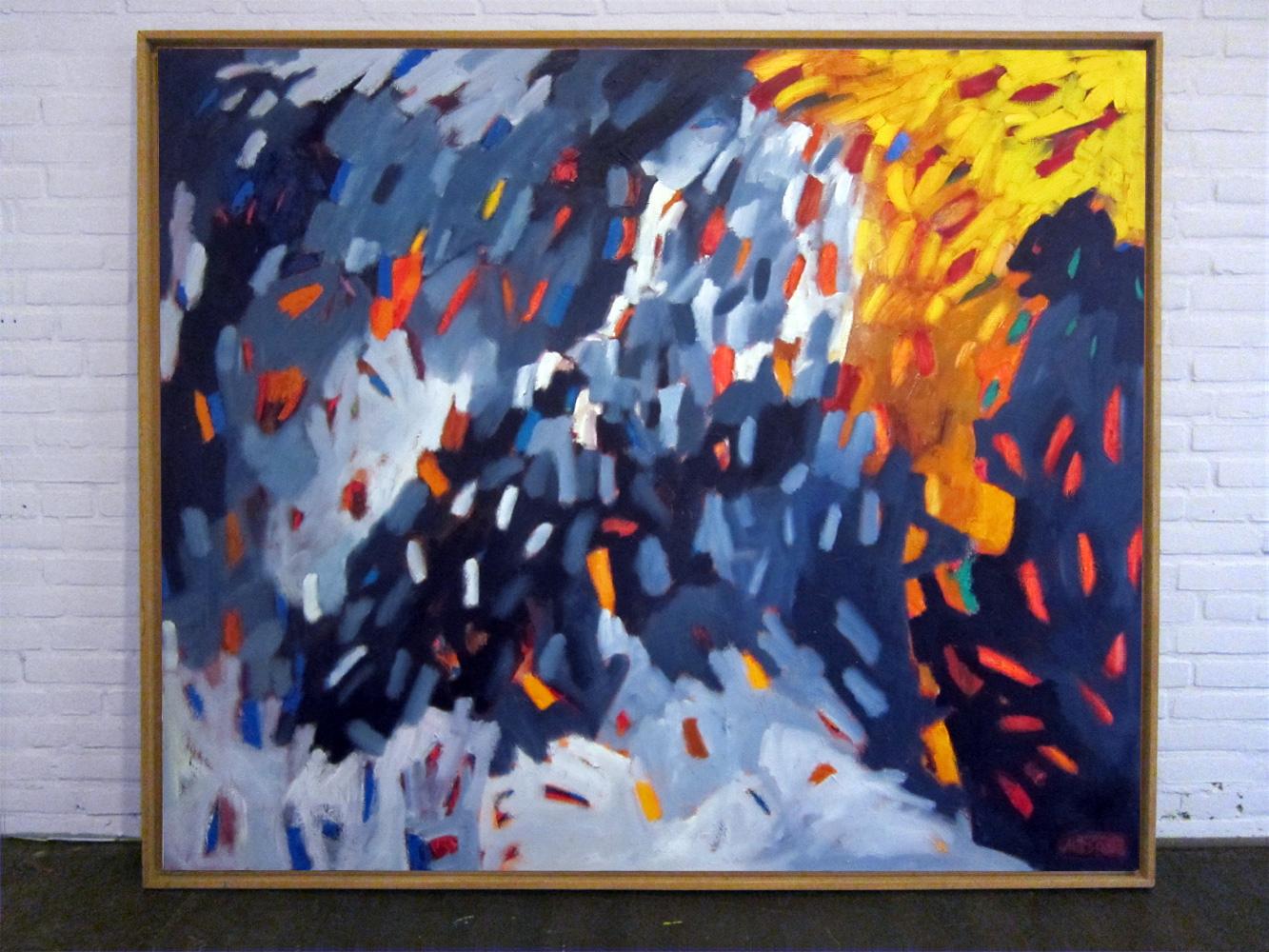Autumnus / 150x180cm / € 4950