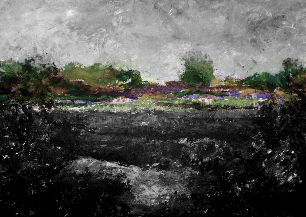 Landscape demo / 75x115cm / € 1100